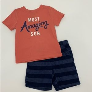 Amazing son outfit